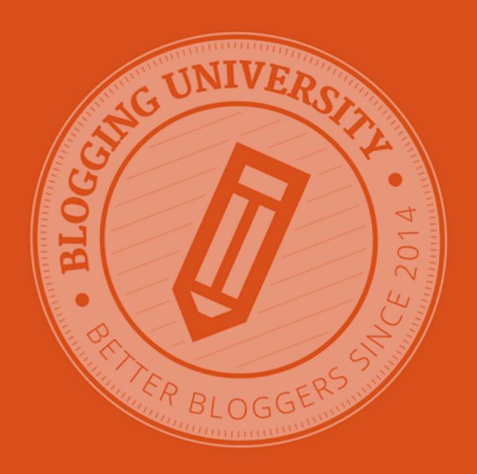 blogging-u